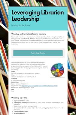 Leveraging Librarian Leadership