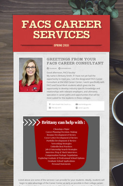 FACS Career Services
