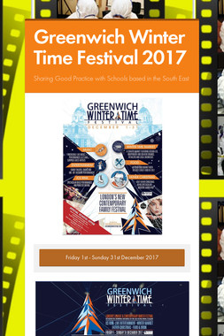 Greenwich Winter Time Festival 2017