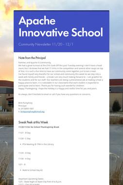 Apache Innovative School