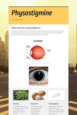Physostigmine