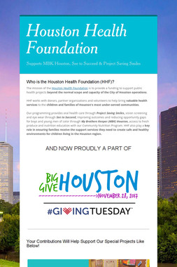 Houston Health Foundation