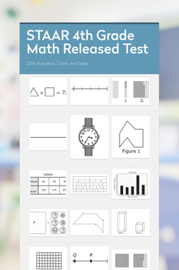 STAAR 4th Grade Math Released Test