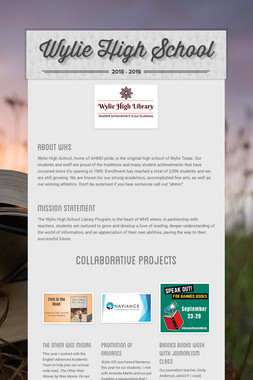 Wylie High School