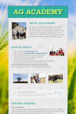 Ag Academy