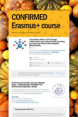 Is your Erasmus  project approved?