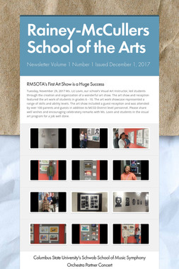 Rainey-McCullers School of the Arts