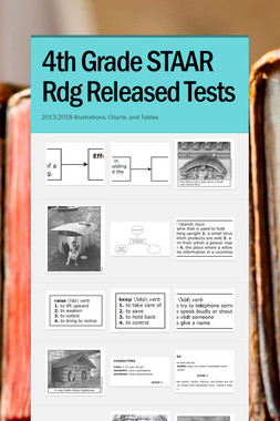 4th Grade STAAR Rdg Released Tests