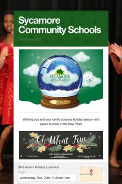Sycamore Community Schools