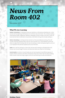 News From Room 402