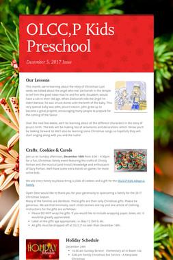 OLCC,P Kids Preschool