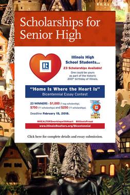 Scholarships for Senior High