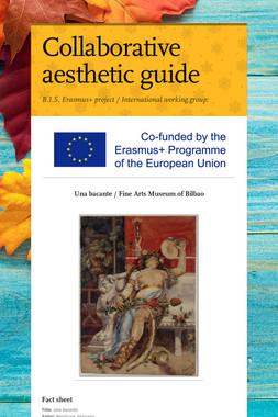 Collaborative aesthetic guide