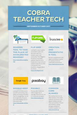 Cobra Teacher Tech