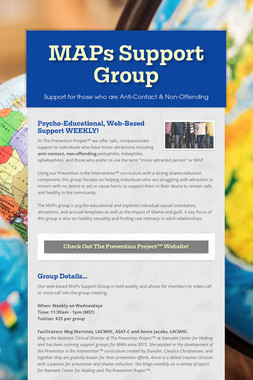 MAPs Support Group