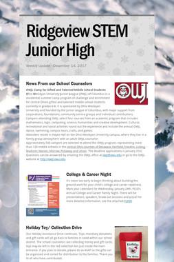 Ridgeview STEM Junior High