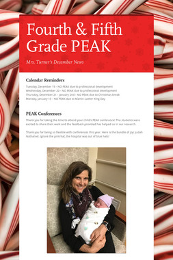 Fourth & Fifth Grade PEAK