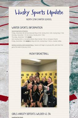 Husky Sports Update