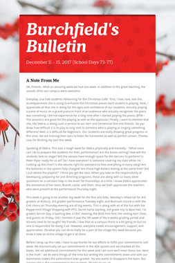 Burchfield's Bulletin