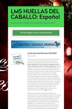 LMS HUELLAS DEL CABALLO: Español