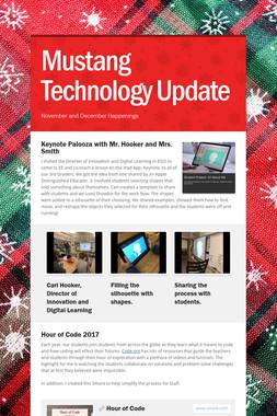 Mustang Technology Update