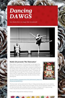 Dancing DAWGS
