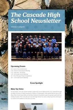 The Cascade High School Newsletter
