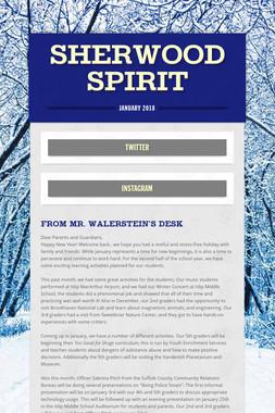 Sherwood Spirit