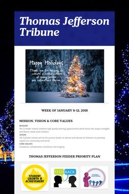 Thomas Jefferson Tribune