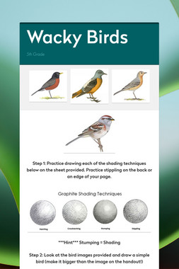 Wacky Birds
