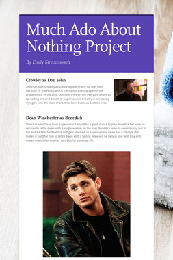Much Ado About Nothing Project