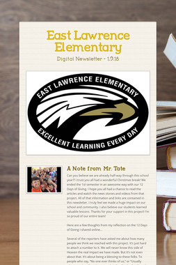 East Lawrence Elementary