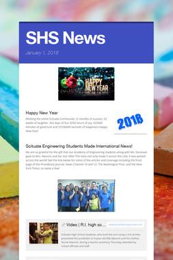 SHS News