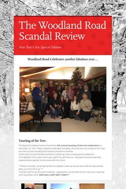 The Woodland Road Scandal Review