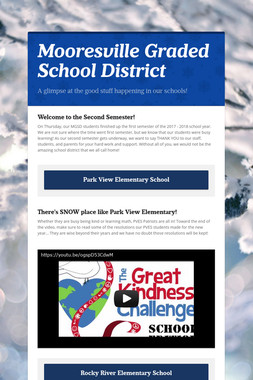 Mooresville Graded School District