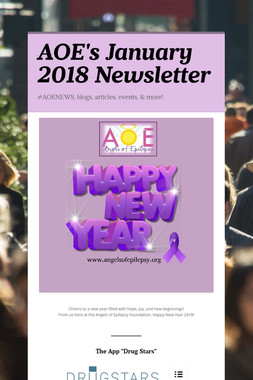 AOE's January 2018 Newsletter