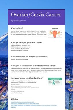 Ovarian/Cervix Cancer