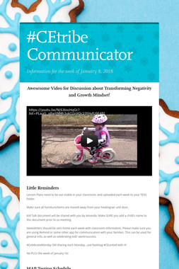 #CEtribe Communicator