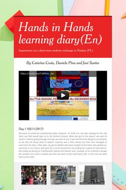 Hands in Hands learning diary(En)