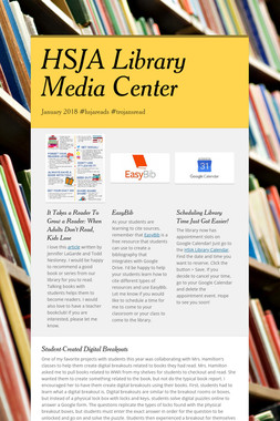 HSJA Library Media Center
