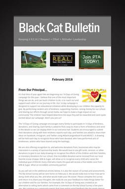 Black Cat Bulletin