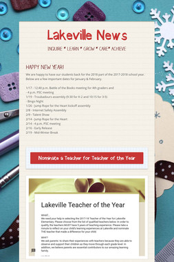 Lakeville News