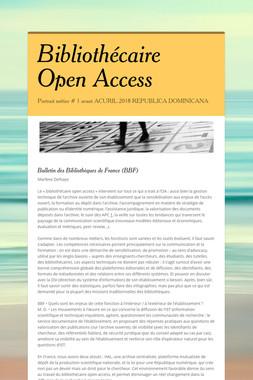 Bibliothécaire Open Access