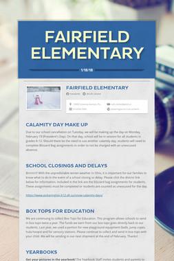 Fairfield Elementary