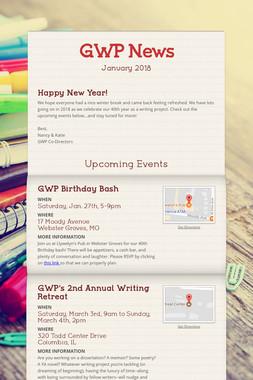 GWP News