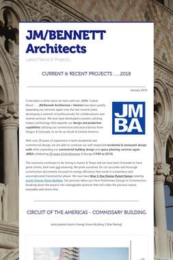 JM/BENNETT Architects