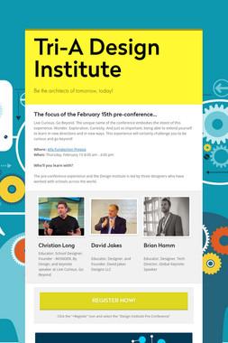 Tri-A Design Institute