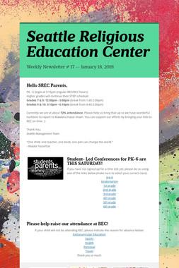 Seattle Religious Education Center
