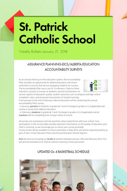 St. Patrick Catholic School