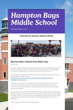 Hampton Bays Middle School